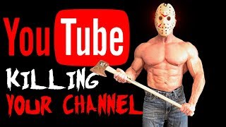 Stop Crying About YouTube Killing Your Channel | Tiger Fitness