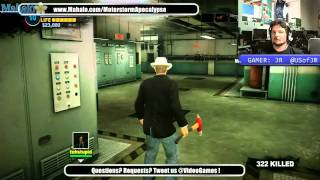 Dead Rising Zombocalypse LIVE - Best Combo Weapons / Zombie Games?