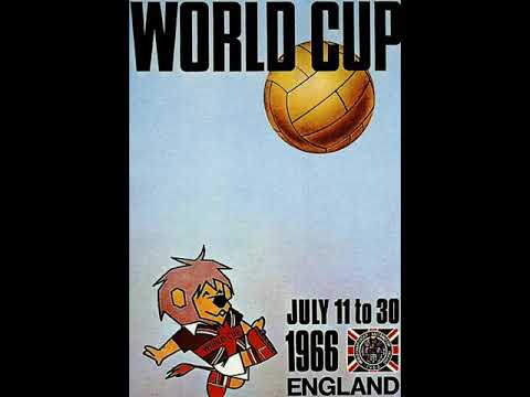 1966 England FIFA World Cup AnthemSong