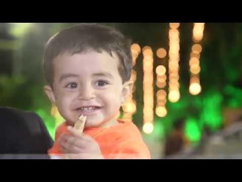 1st Birthday Baby Boy Birthday Party Highlight Album Video