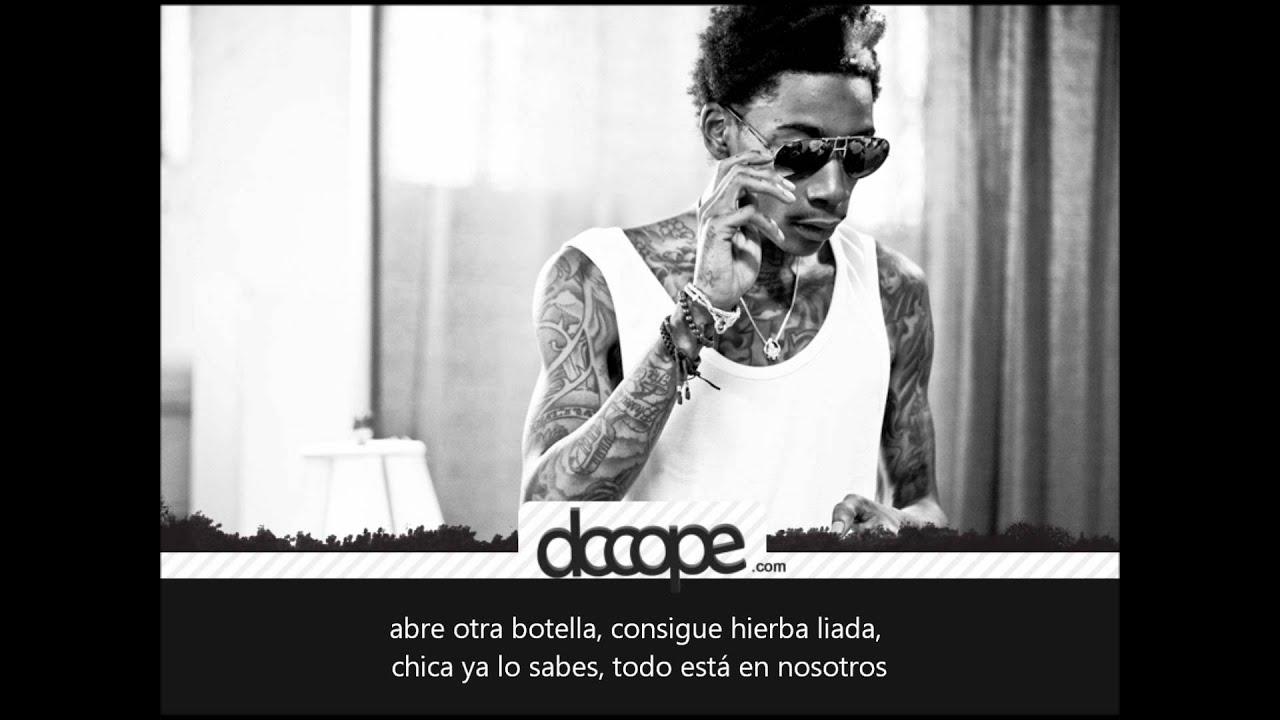 Wiz Khalifa - Never Been (traducida en español con letra) lyrics on screen  - YouTube