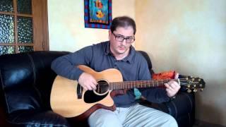 les passantes (Brassens) - Guitare débutants