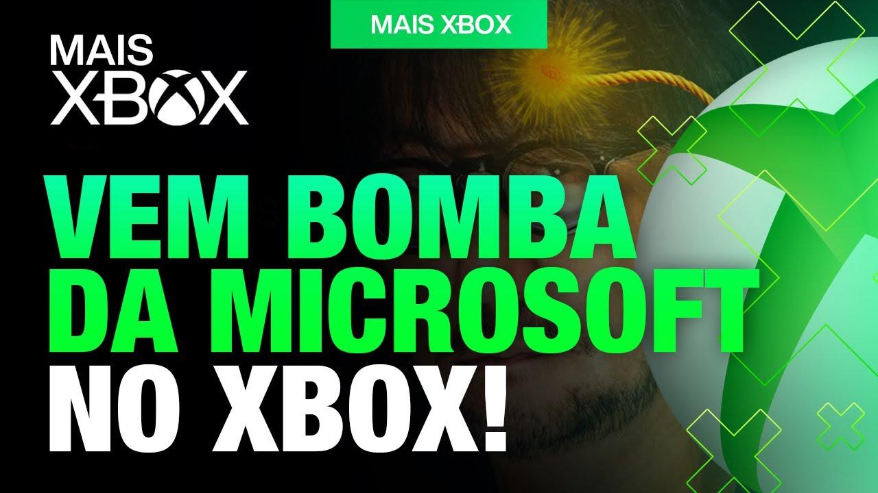 PREPARA! ANÚNCIO de BOMBÁSTICO do XBOX e ELES AMAM o GAME PASS e a MICROSOFT!