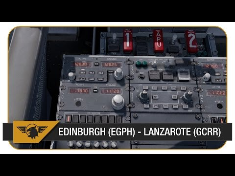 [Prepar3D] FS2Crew NGX Rebooted | Part 1 | Edinburgh (EGPH)