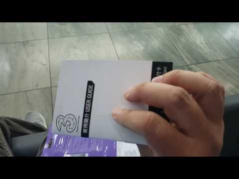 Three Macau 4G Sim Card in Macau International Airport