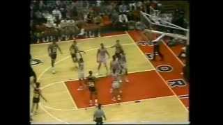 Chris Jackson (53pts/7threes/4asts) vs. Florida (1988)