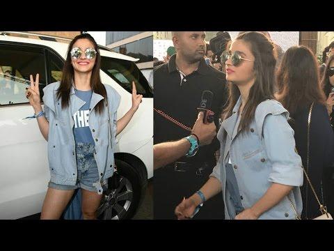 Justin Bieber के Concert पर पहुची Alia Bhatt   Purpose Tour India