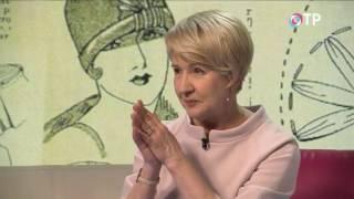 Ирина Спасская в эфире программы Календарь  от 24.01.2017 ( телеканал ОТР)