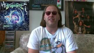 Dragonforce - REACHING INTO INFINITY Album Review