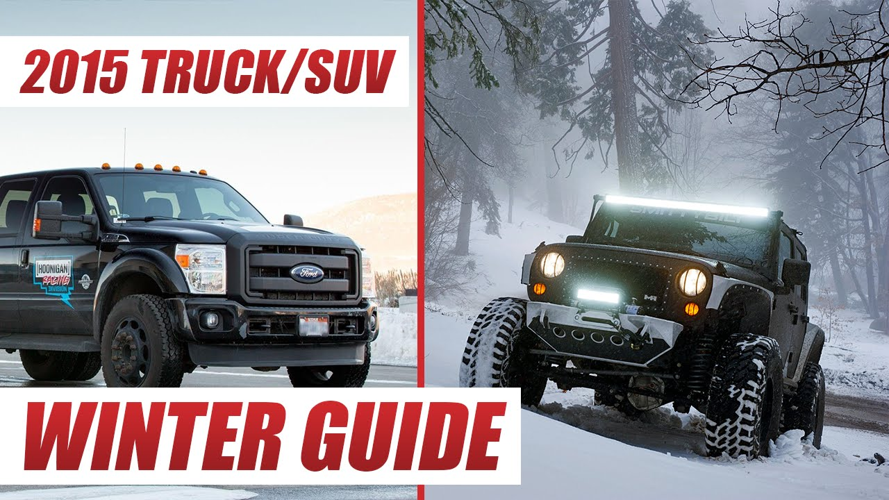 4x4 Winter Gear Guide Must Have Accessories For Trucks And Jeeps