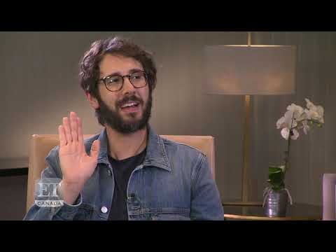 Josh Groban Talks New Music, 'Bridges' And Katy Perry | EXTENDED