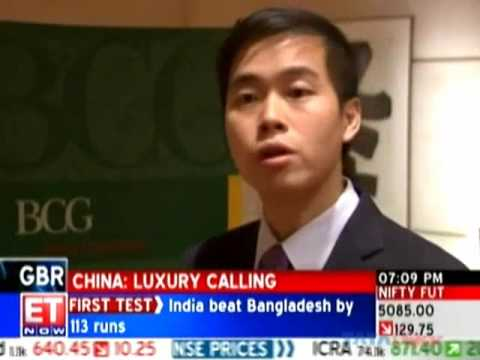 China set to become top luxury market: Survey