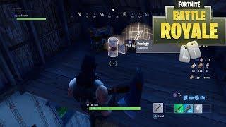 No Heal Challenge Attempt #1 Fortnite Battle Royale