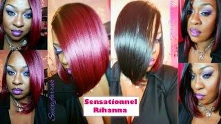 Sensationnel Empress Rihanna (2colors) Divatress