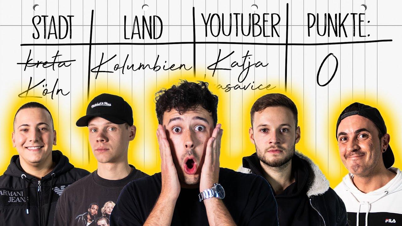 STADT-LAND-YOUTUBER feat. Crewzember
