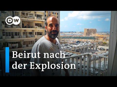 Libanon: Resignation und Revolte nach der Explosion in Beirut | DW Reporter