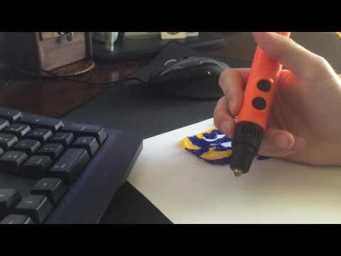 XYZPrinting da Vinci 3D Pen Review