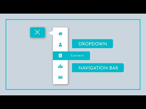 How To Create The Dropdown Menu Using HTML CSS And Javascript