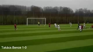 Debrecen VSC vs Diósgyőr U-13 Highlights