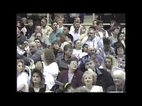 Rantoul Township High School Graduation 1997