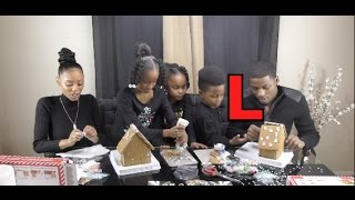 Gingerbread House Challenge Boys vs Girls (I NEED A NEW TEAMMATE)