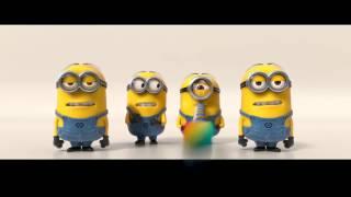 Despicable Me 2|Гадкий Я 2|Banana Song|Банановая Музыка