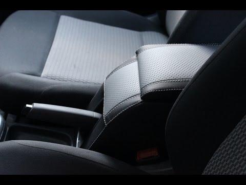 Подлокотник на Фольксваген Поло Седан (vw polo sedan) - youtube HD12