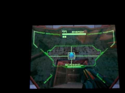 Metroid Prime Hunters 100% Walkthrough, Vesper Defense Outpost/Arcterra; Part 6