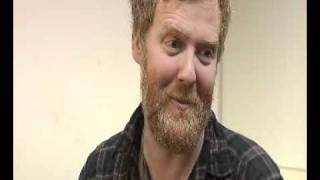 Interview w/ Glen Hansard: being a band is like being bank robbers