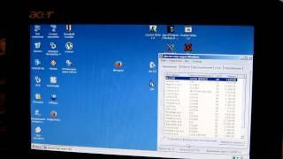 видео Ремонт ноутбука Acer Aspire One AOA110