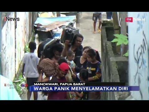 Gempa 6,1 SR Guncang Manokwari, Papua Barat - iNews Sore 28/12