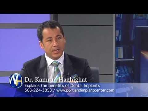 Dr. Kamran Haghighat - Dental Implants, Portland