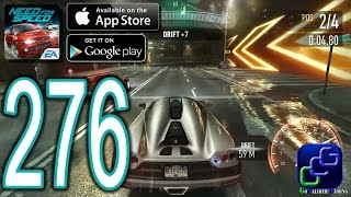Repeat youtube video NEED FOR SPEED No Limits Android iOS Walkthrough - Part 276 - Car Series: Stratosphere Chapter 4