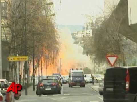 Bomb Explodes in Spain's Basque Area, 1 Injured