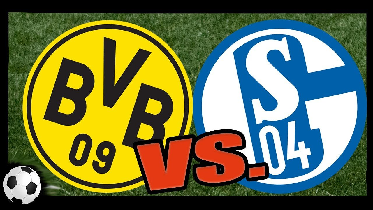 Die Mutter Aller Derbys Borussia Dortmund Gegen Schalke 04