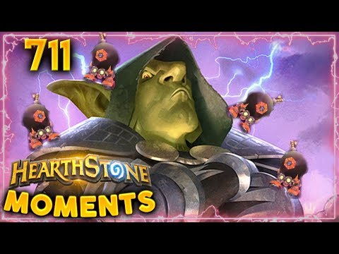 Dr. Boom RNG...!! | Hearthstone Daily Moments Ep. 711