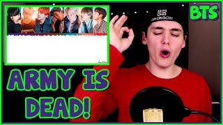 BTS (방탄소년단) - DON'T LEAVE ME REACTION [KINGS ARE BACK]
