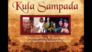 Indian Classical| Classical Vocal| Banaras Gharana| Raga Malkauns by Pt. Rajan and Sajan Misra