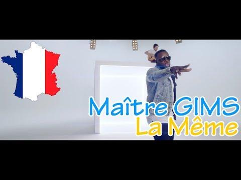 🔥GERMAN REACTS TO FRENCH RAP🎙: Maître GIMS - La Même - En duo avec Vianney