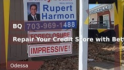 BQ Experts|High MOrtgage Rates|Variety of credit|Odessa Texas