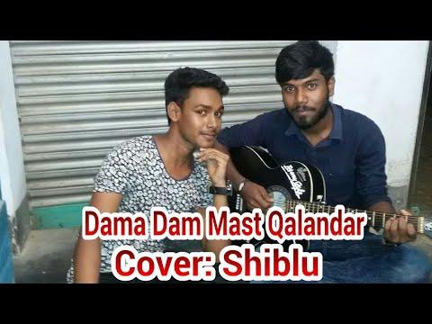 Dama Dam Masti Qalandar Cover By Shimantohin Band Hindi song