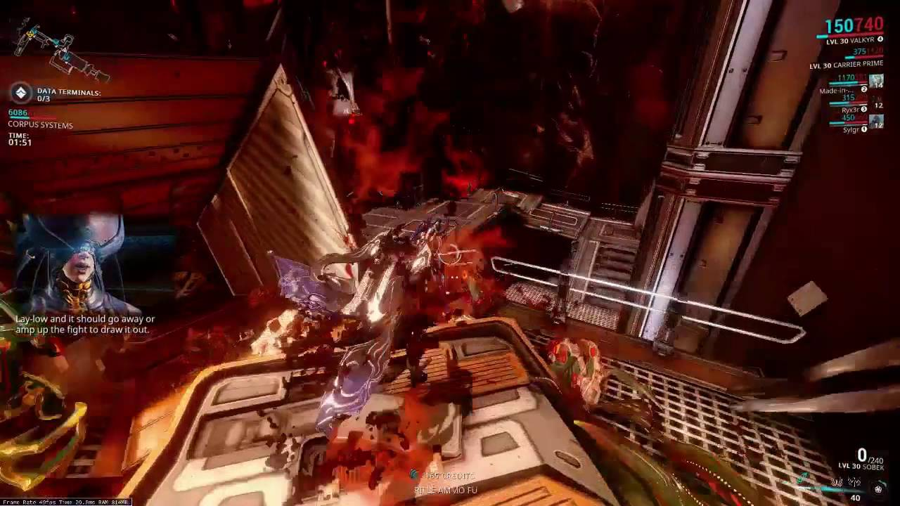 Warframe best weapons 2015 - Warframe One Of The Best Weapons In Low Rank Easy To Obtain