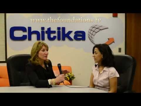 Lieutenant Governor Karyn Polito speaks to Foundations TV