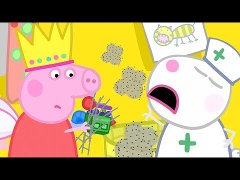 Peppa Pig Official Channel | Peppa Pig and Suzy Sheep are Best Friends