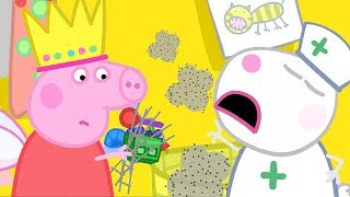 Peppa Pig Channel | Peppa Pig and Suzy Sheep are Best Friends