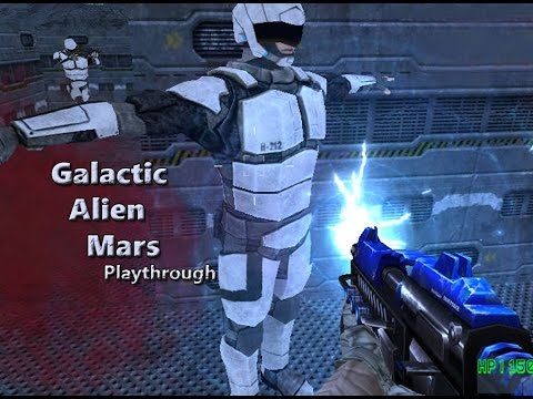 Galactic Alien Mars (PC Browser Game)
