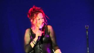 Cyndi Lauper speaks - She