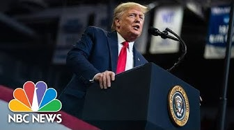 President Donald Trump Predicts Win Over Democrats In 2020 Election | NBC News