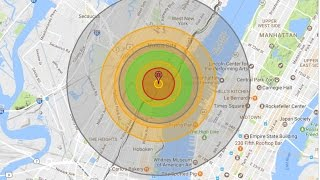 "ALERT! U.S. Gov't To ""Simulate 10,000-ton nuclear bomb over the New York & New Jersey next week"