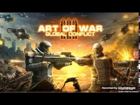 """Как играть в """"Искусство войны"""" (Art Of War 3) на телефоне. Настройка игры и первые шаги."""